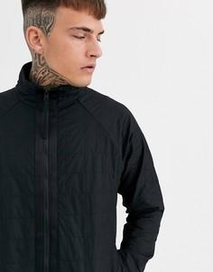 Черная куртка на молнии Nike Tech SUIT 21-Черный