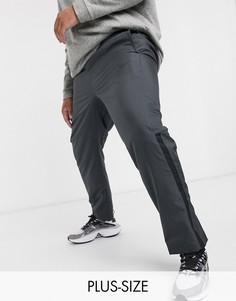 Темно-серые спортивные штаны Nike Training Plus-Серый