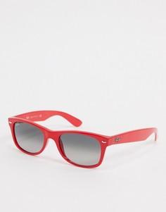 Красные вайфареры Ray-Ban-Красный