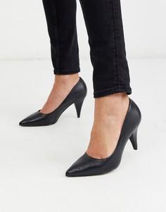 Туфли на каблуке с острым носом ALDO-Черный