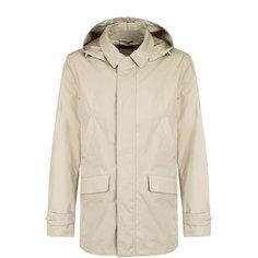 Куртки Loro Piana Хлопковая куртка Montville на молнии с капюшоном Loro Piana