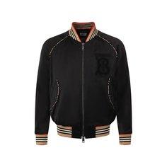 Куртки Burberry Бомбер из вискозы Burberry