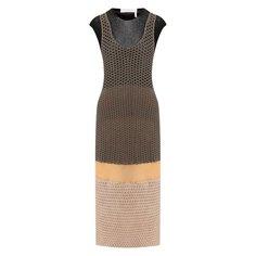 Платья Chloé Вязаное платье Chloé