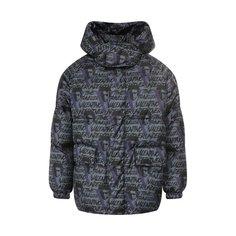 Куртки Valentino Шелковый пуховик Valentino
