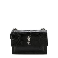 Женские сумки Saint Laurent Сумка Sunset Monogram large Saint Laurent