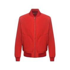 Куртки Bottega Veneta Бомбер на молнии Bottega Veneta