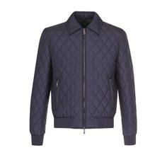 Куртки Brioni Шелковый стеганый бомбер на молнии Brioni