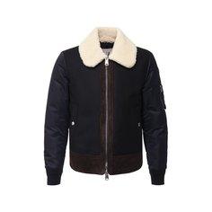 Куртки Moncler Пуховая куртка Plovan на молнии с отложным воротником Moncler