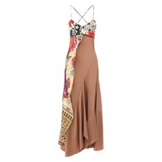 Платья Chloé Платье из смеси вискозы и шелка Chloé