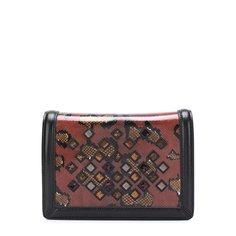 Клатчи и вечерние сумки Bottega Veneta Клатч Montebello из кожи змеи Bottega Veneta