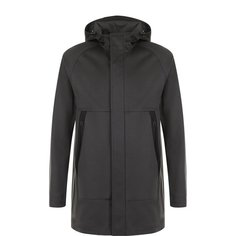 Куртки Loro Piana Кашемировая парка Shieldey на молнии с капюшоном Loro Piana