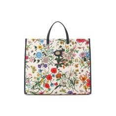 Женские сумки Gucci Сумка-тоут Flora large Gucci