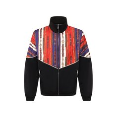 Куртки Gucci Шелковый бомбер Gucci