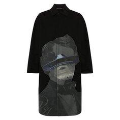 Пальто и плащи Valentino Шерстяное пальто Valentino x Undercover Valentino
