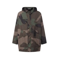 Куртки Valentino Парка Macrocamuflage Valentino