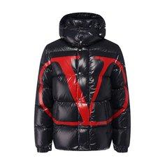 Куртки Valentino Пуховик Valentino x Moncler VLOGO Valentino