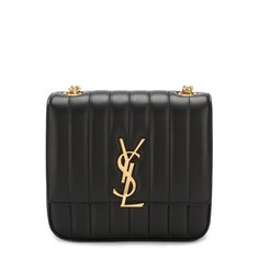 Женские сумки Saint Laurent Сумка Vicky medium Saint Laurent
