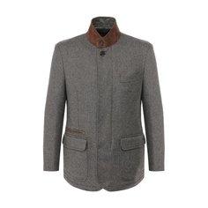 Куртки Brioni Шерстяная куртка Brioni