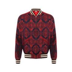 Куртки Gucci Бомбер из вискозы Gucci