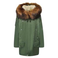 Куртки Burberry Куртка с капюшоном Burberry
