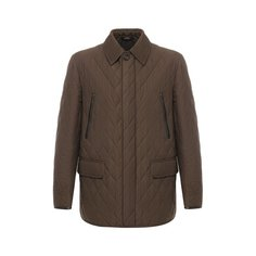 Куртки Brioni Шелковая куртка Brioni