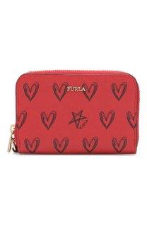 Кожаное портмоне San Valentino Furla