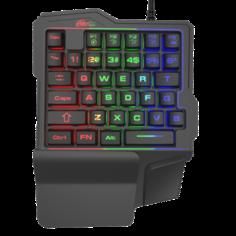 Клавиатура Ritmix RKB-209 BL Gaming (черный)