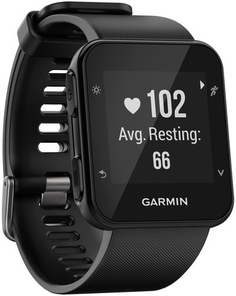 Спортивные часы Garmin Forerunner 35 (черный)
