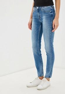 Джинсы Calvin Klein Jeans MID RISE SKINNY ANKLE