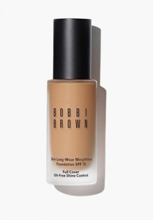 Тональное средство Bobbi Brown Skin Long-Wear Weightless Foundation SPF 15, Neutral Beige, 30 мл