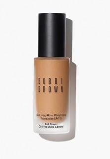 Тональное средство Bobbi Brown Skin Long-Wear Weightless Foundation SPF 15, Neutral Natural, 30 мл