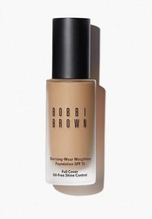 Тональное средство Bobbi Brown Skin Long-Wear Weightless Foundation SPF 15, Cool Sand , 30 мл