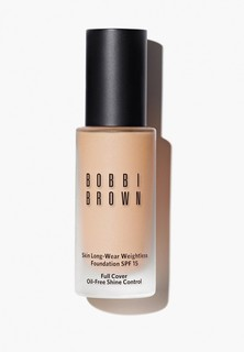 Тональное средство Bobbi Brown Skin Long-Wear Weightless Foundation SPF 15, Warm Porcelain, 30 мл