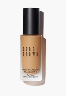 Тональное средство Bobbi Brown Skin Long-Wear Weightless Foundation SPF 15, Beige, 30 мл