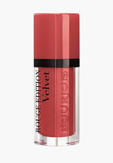 Тинт для губ Bourjois Rouge Edition Velvet, Тон 04