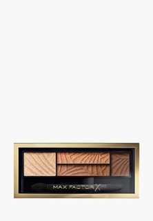 Палетка для глаз Max Factor Smokey Eye Drama Kit 2 В 1 03 sumptuous golds