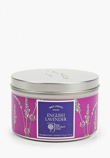 Свеча ароматическая Wax Lyrical Цветущая лаванда, 25 часов горения