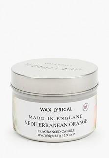Свеча ароматическая Wax Lyrical Солнечный апельсин, 20 часов горения