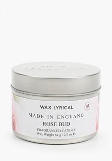 Свеча ароматическая Wax Lyrical Роза, 20 часов горения
