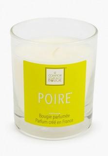 """Свеча ароматическая Arome Le Comptoir De Paris """"POIRE"""""""