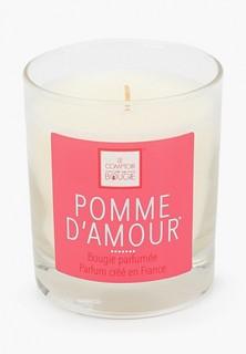 """Свеча ароматическая Arome Le Comptoir De Paris """"POMME DAMOUR"""""""