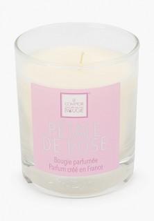 """Свеча ароматическая Arome Le Comptoir De Paris """"PETALE DE ROSE"""""""
