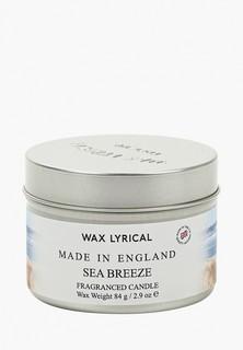 Свеча ароматическая Wax Lyrical Прибрежный ветер, 20 часов горения