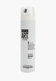 Спрей для волос LOreal Professionnel Tecni.Art 6-Fix Pure для фиксации волос
