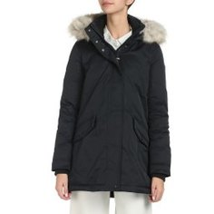 Куртка TOMMY HILFIGER WW0WW25750 темно-синий