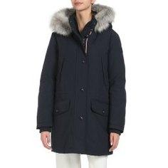 Куртка TOMMY HILFIGER WW0WW25741 темно-синий