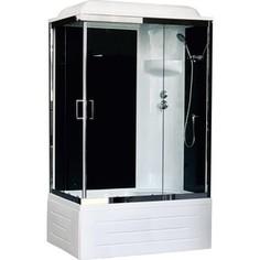 Душевая кабина Royal Bath ВР 120x80x217 прозрачная , правая (RB8120BP6-BT-CH-R)