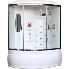 Душевая кабина Royal Bath ALP 170x100x225 прозрачная, правая (RB170ALP-T-CH-R)