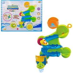 Игрушки для ванной Abtoys Горка для ванной Веселое купание (PT-00540)