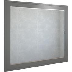 Зеркало Sanflor Модена 105, серое (С02731)